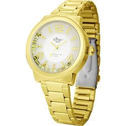 Relógio Condor Feminino - KW86718G  - Dumont Online - Joias e Relógios