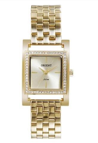 Relógio Orient Feminino - LGSS0044 C1KX  - Dumont Online - Joias e Relógios