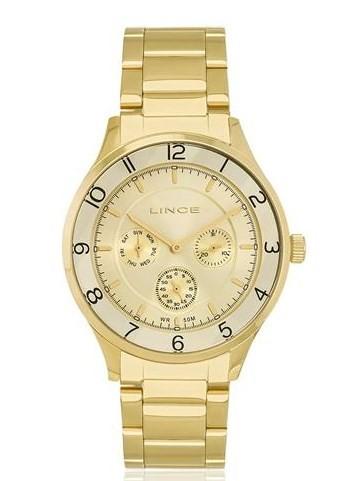 Relógio Lince Feminino - LMG4377L C1KX  - Dumont Online - Joias e Relógios