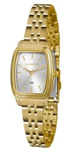 Relógio Lince Feminino - LQG4502L S1KX  - Dumont Online - Joias e Relógios