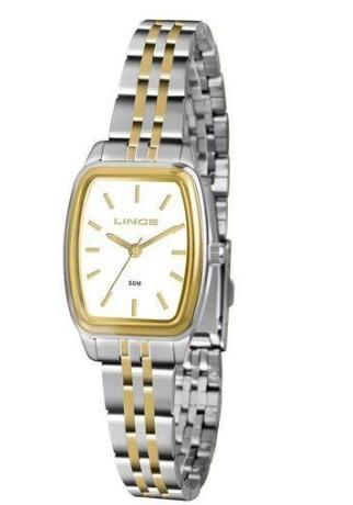 Relógio Lince Feminino - LQT4502L B1SK  - Dumont Online - Joias e Relógios