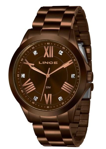 Relógio Lince Feminino - LRBJ046L N3NX  - Dumont Online - Joias e Relógios