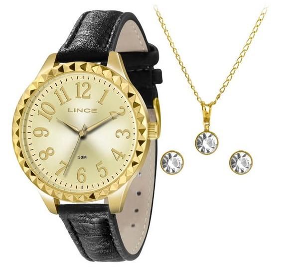 Relógio Lince Feminino - LRC4311L C2PX  - Dumont Online - Joias e Relógios