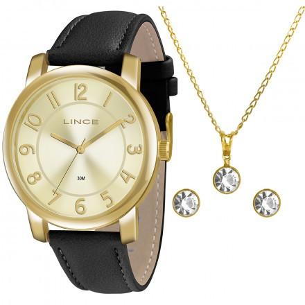 Relógio Lince Feminino - LRC4336L C2PX  - Dumont Online - Joias e Relógios