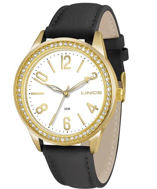 Relógio Lince Feminino - LRC4338L B2PX  - Dumont Online - Joias e Relógios