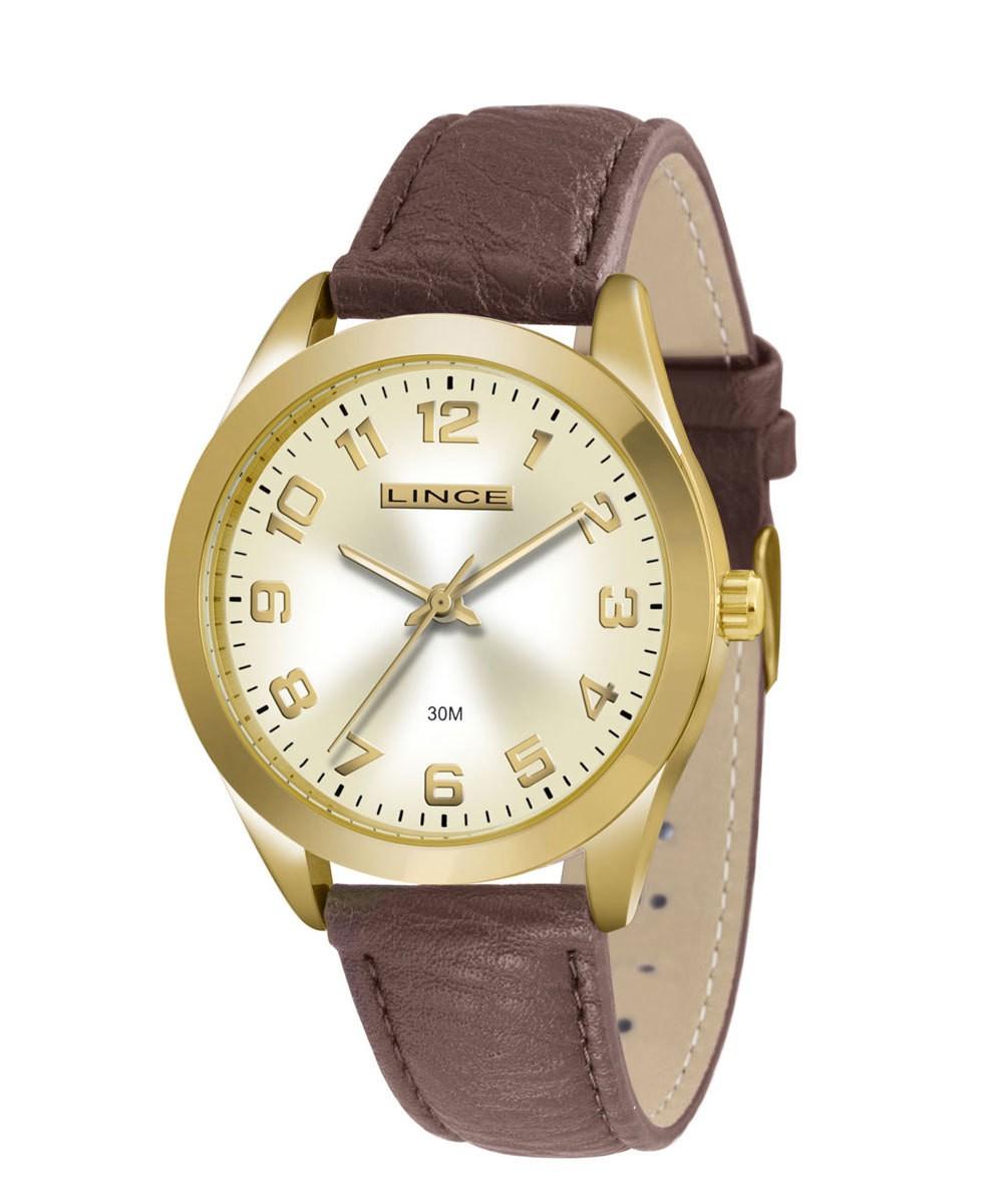 Relógio Lince Feminino - LRC4342L C2NX  - Dumont Online - Joias e Relógios