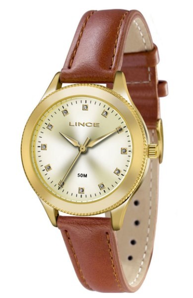 Relógio Lince Feminino - LRC4395L C1MX  - Dumont Online - Joias e Relógios
