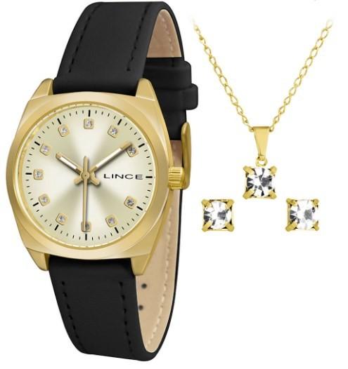 Relógio Lince Feminino - LRC4397L C1DX  - Dumont Online - Joias e Relógios