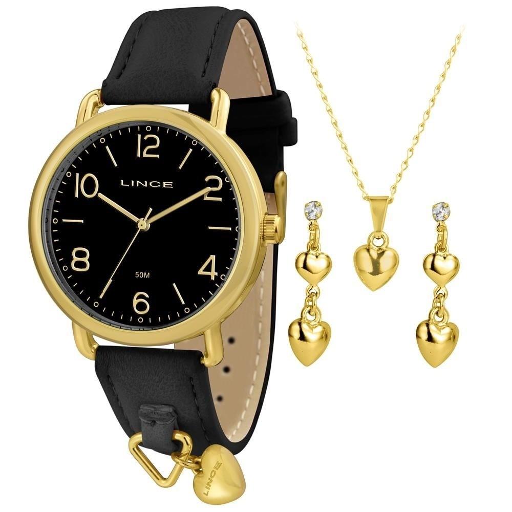 Relógio Lince Feminino - LRC4451L  - Dumont Online - Joias e Relógios