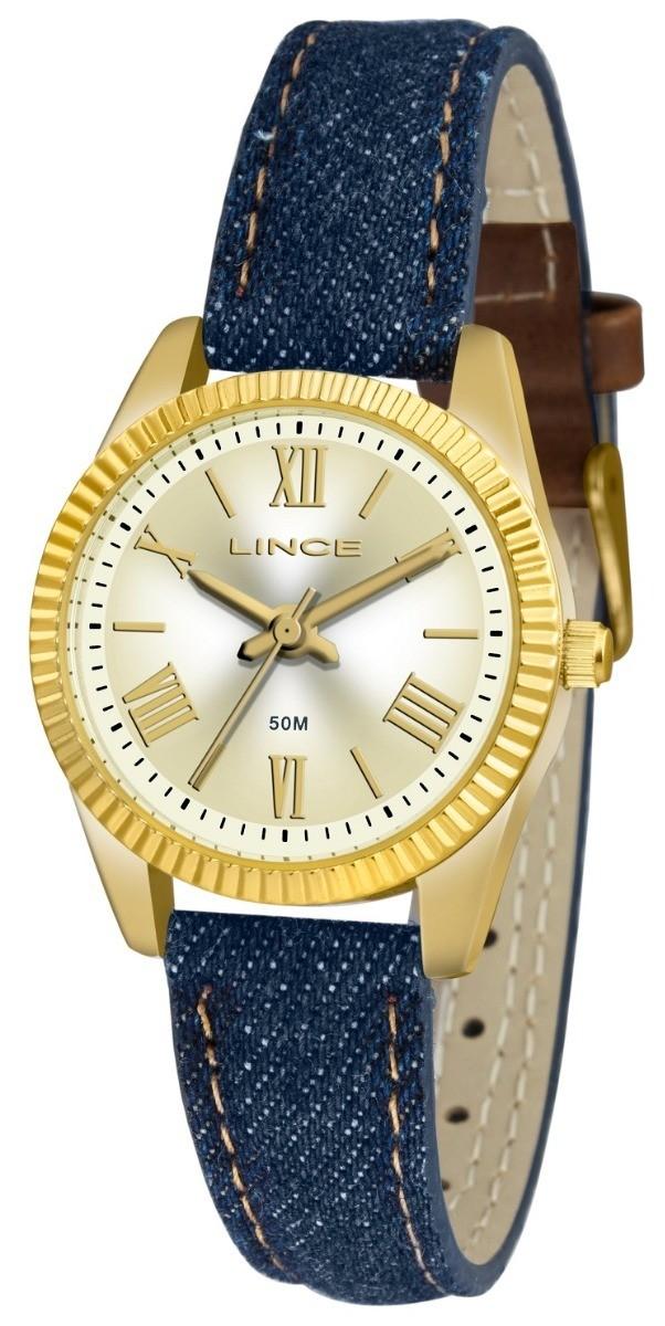 Relógio Lince Feminino - LRC4509L C3DX  - Dumont Online - Joias e Relógios