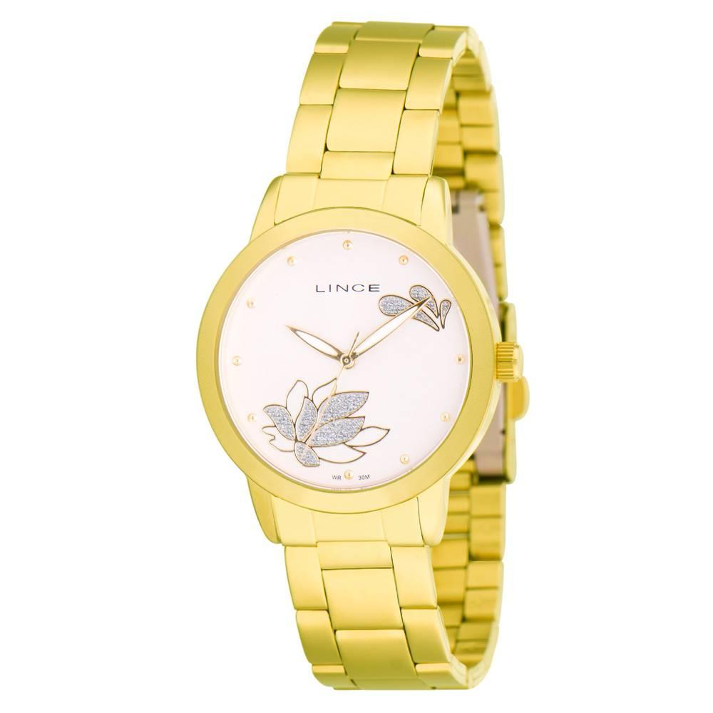Relógio Lince Feminino - LRG4151L S1KX  - Dumont Online - Joias e Relógios