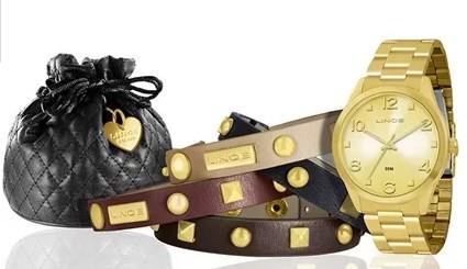 Relógio Lince Feminino - LRG4215L C2KX  - Dumont Online - Joias e Relógios