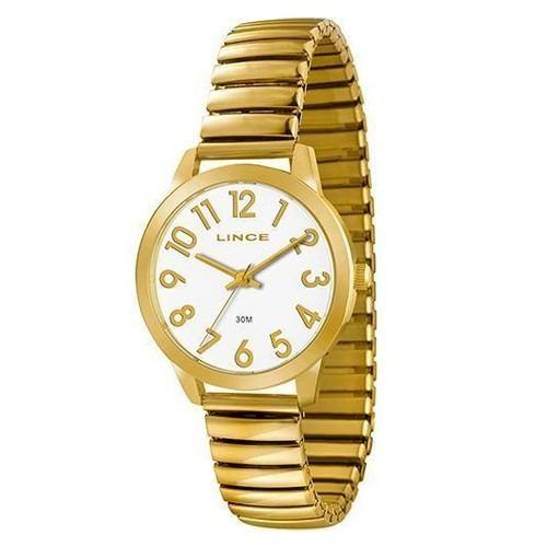 Relógio Lince Feminino - LRG4266L C2KX  - Dumont Online - Joias e Relógios