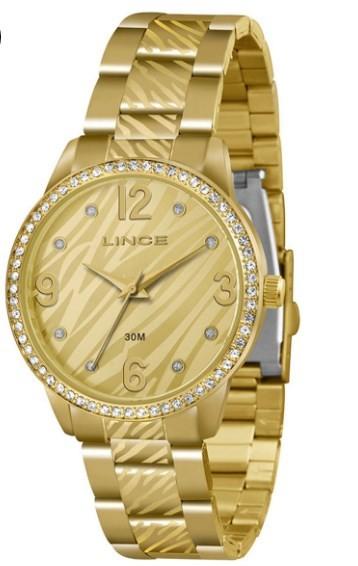 Relógio Lince Feminino - LRG4278L C2KX  - Dumont Online - Joias e Relógios