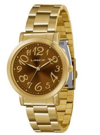 Relógio Lince Feminino - LRG4303L M2KX  - Dumont Online - Joias e Relógios