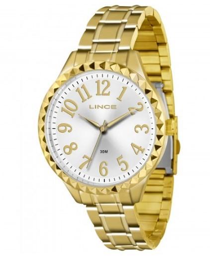 Relógio Lince Feminino - LRG4311L S2KX  - Dumont Online - Joias e Relógios
