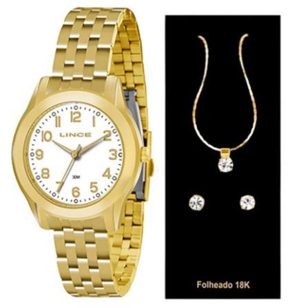 Relógio Lince Feminino - LRG4313L B2KX  - Dumont Online - Joias e Relógios