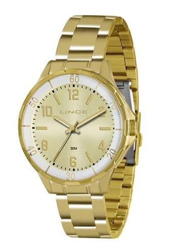 Relógio Lince Feminino - LRG4316L C2KX  - Dumont Online - Joias e Relógios