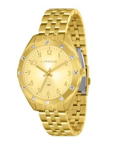 Relógio Lince Feminino - LRG4317L C2KX  - Dumont Online - Joias e Relógios