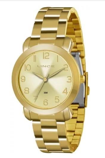 Relógio Lince Feminino - LRG4319L C2KX  - Dumont Online - Joias e Relógios