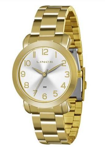 Relógio Lince Feminino - LRG4319L S2KX  - Dumont Online - Joias e Relógios