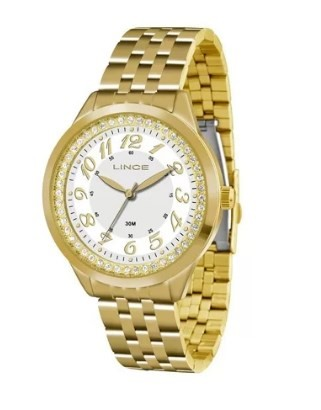 Relógio Lince Feminino - LRG4340L B2KX  - Dumont Online - Joias e Relógios