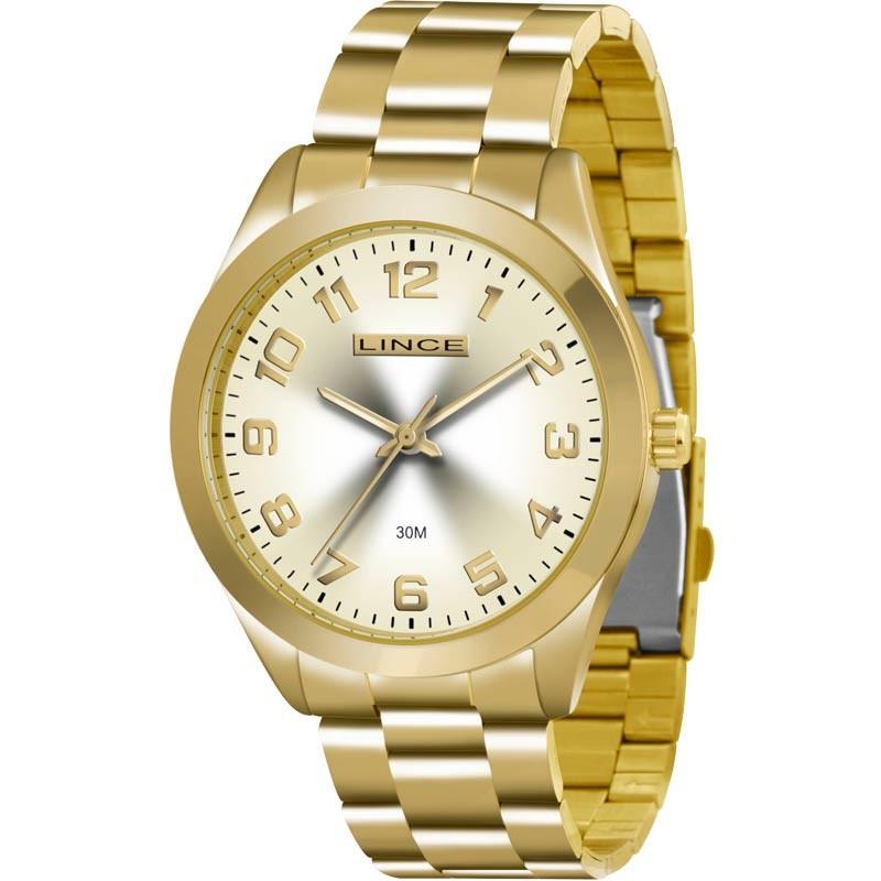 Relógio Lince Feminino - LRG4342L C2KX  - Dumont Online - Joias e Relógios