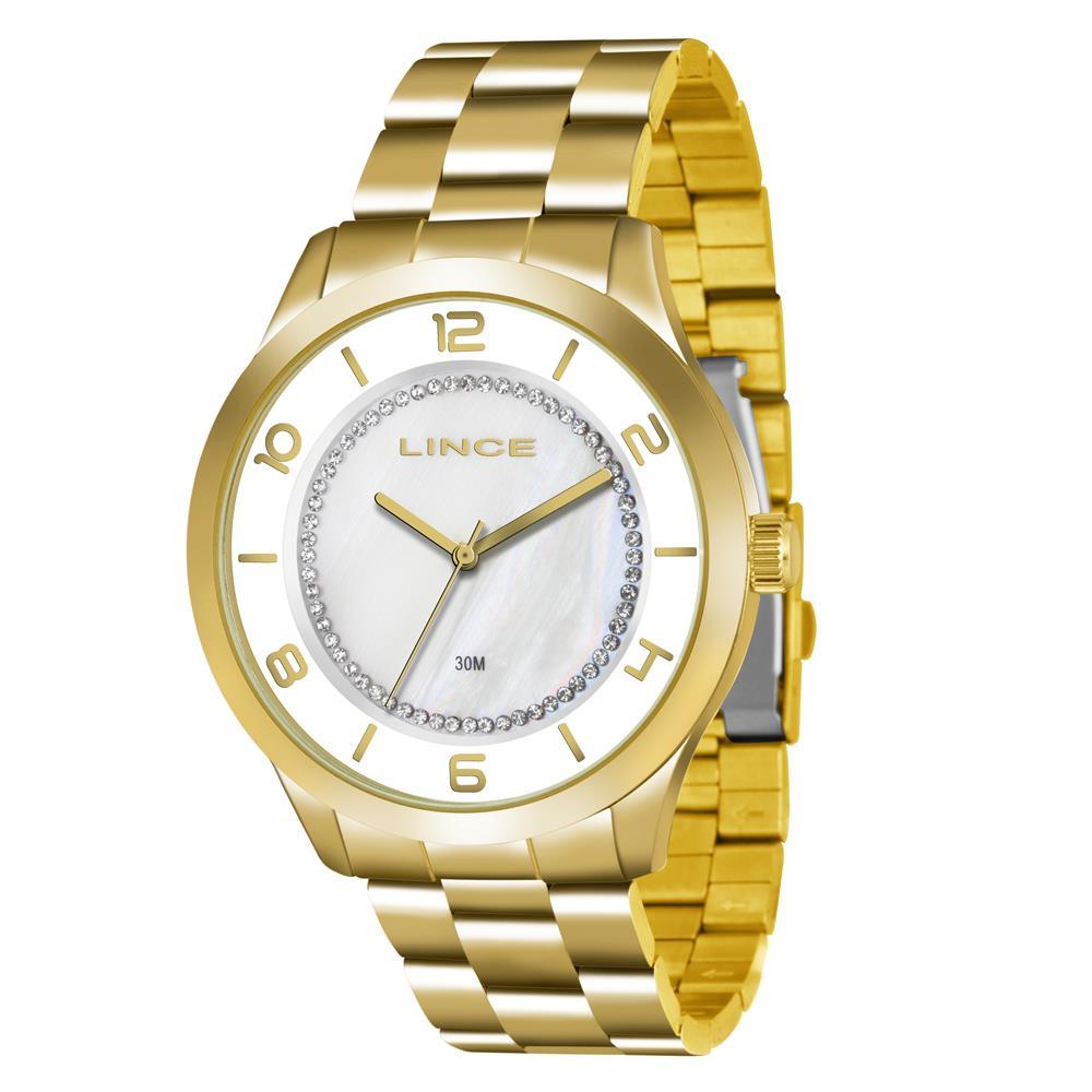 Relógio Lince Feminino - LRG4346L B2KX  - Dumont Online - Joias e Relógios