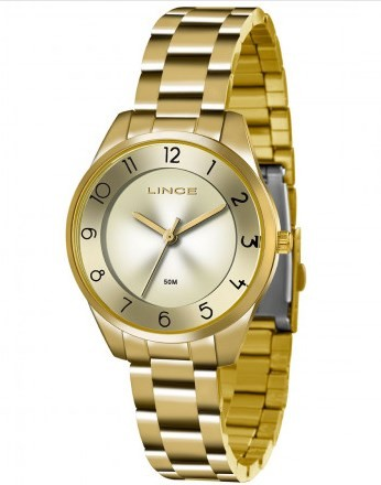 Relógio Lince Feminino - LRG4376L C1KX  - Dumont Online - Joias e Relógios