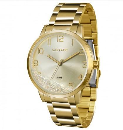 Relógio Lince Feminino - LRG4379L C2KX  - Dumont Online - Joias e Relógios