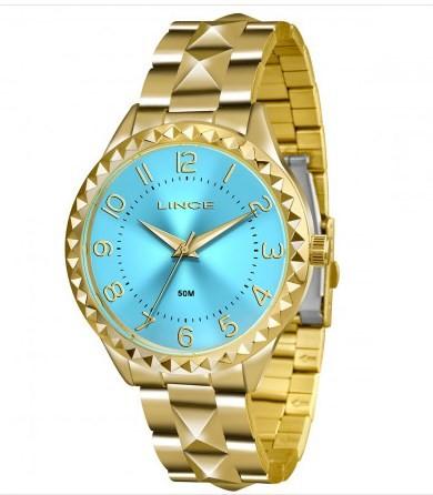 Relógio Lince Feminino - LRG4380L A2KX  - Dumont Online - Joias e Relógios