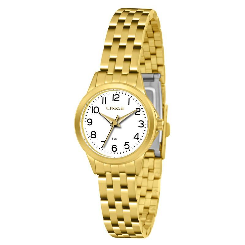 Relógio Lince Feminino - LRG4433L  - Dumont Online - Joias e Relógios