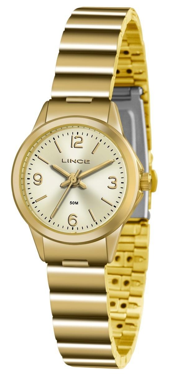 51bd5781eb6 Relógio Lince Feminino - LRG4434L C2KX - Dumont Online - Joias e Relógios