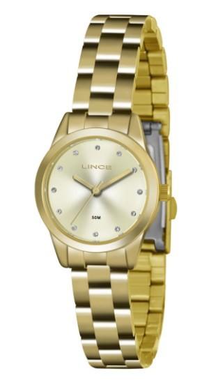 Relógio Lince Feminino - LRG4436L C1KX  - Dumont Online - Joias e Relógios