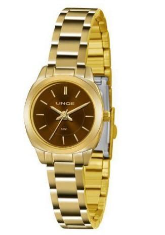 Relógio Lince Feminino - LRG4436L M1KX  - Dumont Online - Joias e Relógios