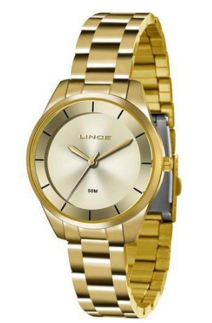 Relógio Lince Feminino - LRG4446L  - Dumont Online - Joias e Relógios