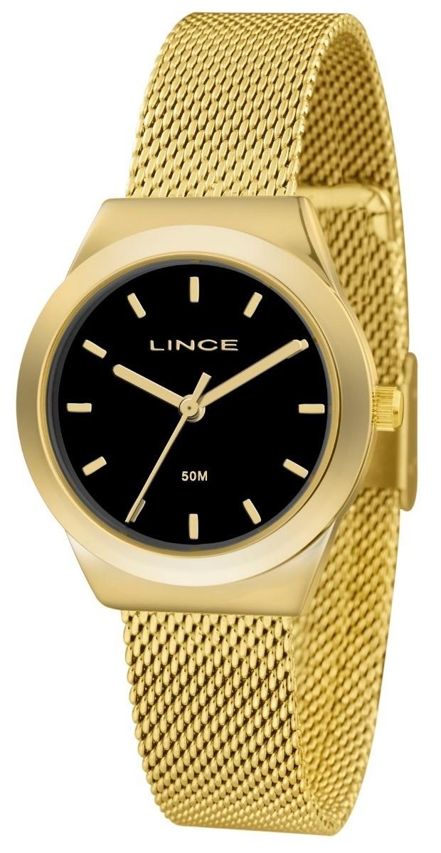 Relógio Lince Feminino - LRG4493L P1KX  - Dumont Online - Joias e Relógios