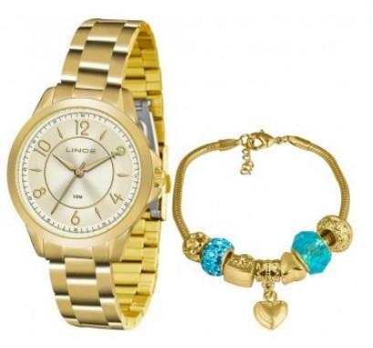Relógio Lince Feminino - LRG4504L C2KX  - Dumont Online - Joias e Relógios