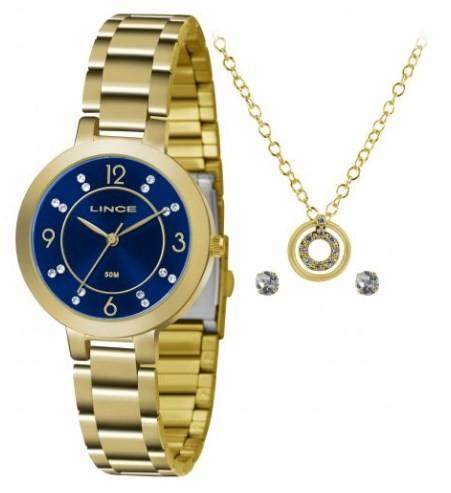 Relógio Lince Feminino - LRG4516L D2KX  - Dumont Online - Joias e Relógios