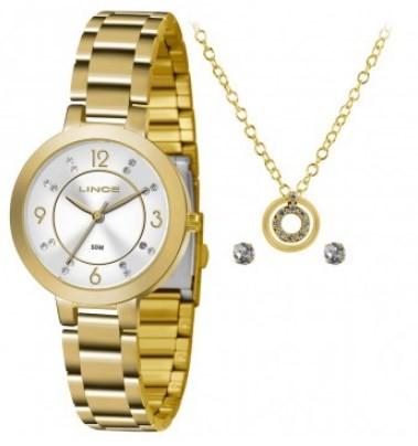 Relógio Lince Feminino - LRG4516L S2KX  - Dumont Online - Joias e Relógios