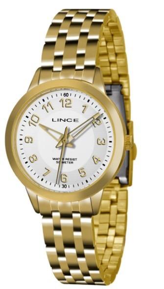 Relógio Lince Feminino - LRGH026L  - Dumont Online - Joias e Relógios
