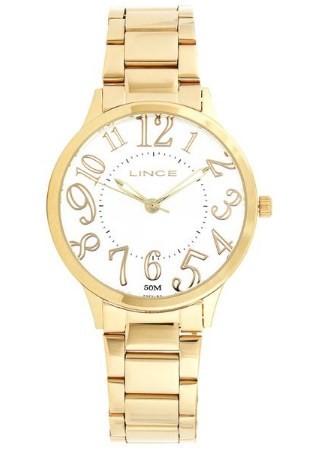 Relógio Lince Feminino - LRGH027L  - Dumont Online - Joias e Relógios