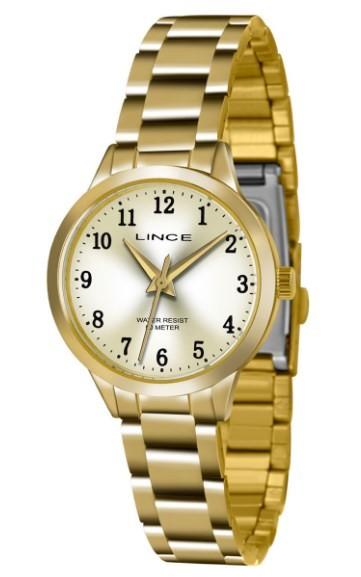 Relógio Lince Feminino - LRGH034L C2KX  - Dumont Online - Joias e Relógios