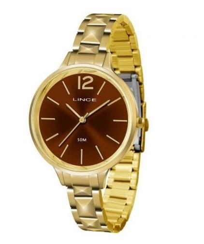 Relógio Lince Feminino - LRGH066L M2KX  - Dumont Online - Joias e Relógios