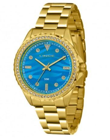 Relógio Lince Feminino - LRGJ059L D1KX  - Dumont Online - Joias e Relógios
