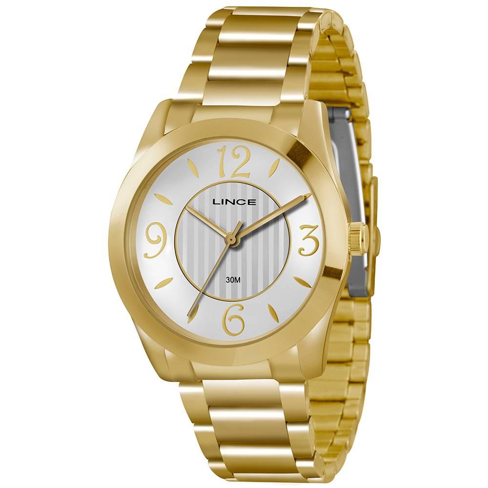 Relógio Lince Feminino - LRGK040L S2KX  - Dumont Online - Joias e Relógios