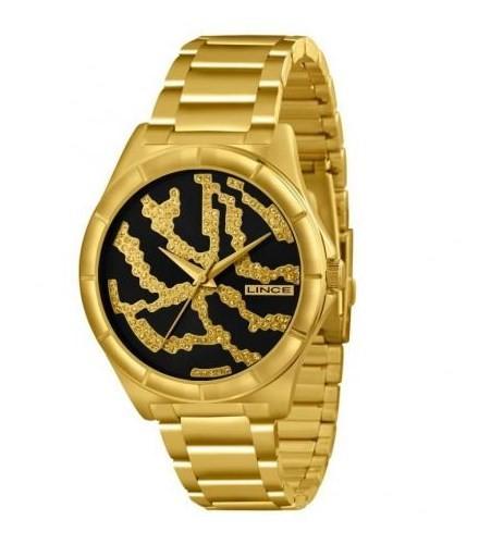 Relógio Lince Feminino - LRGK042L PKKX  - Dumont Online - Joias e Relógios