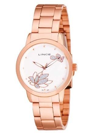 Relógio Lince Feminino - LRR4151L  - Dumont Online - Joias e Relógios