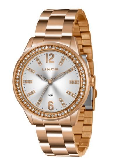 Relógio Lince Feminino - LRR4441L  - Dumont Online - Joias e Relógios
