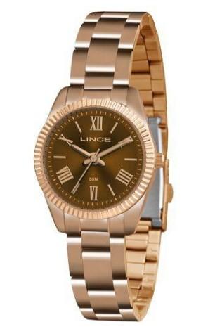 Relógio Lince Feminino - LRR4492L N3RX  - Dumont Online - Joias e Relógios